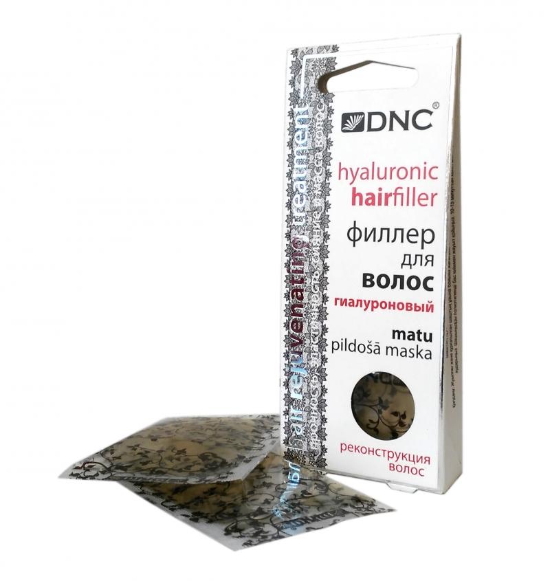 DNC для волос Филлер гиалуроновый