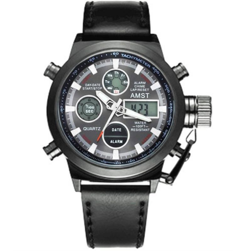 Наручные армейские часы amst-3003
