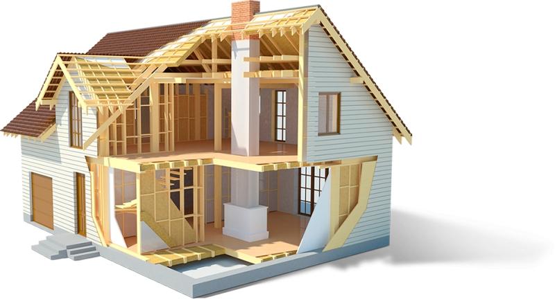 Строительство домов и дач из SIP