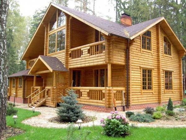 Скидки до 50 процентов  на строительство домов, коттеджей со сруба.