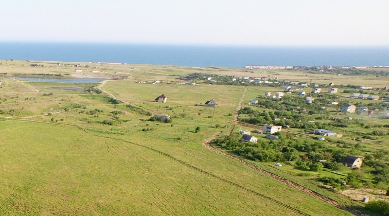 Участок у моря, самого чистого Крым для отдыха или сдачи