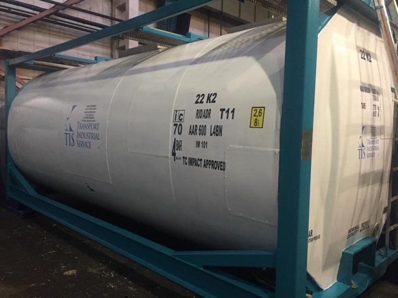 контейнер 20 футов Т11